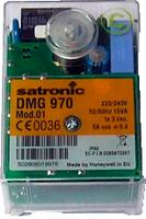Блок управления горением  Honeywell Satronic DMG970 mod 01