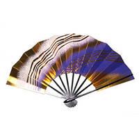 Японский веер «Золотая волна»