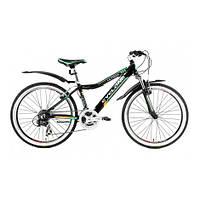 """Велосипед Cyclone 24"""" ULTIMA 12"""" черный"""
