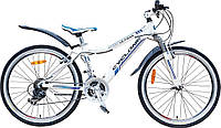 "Велосипед Cyclone 24"" ULTIMA 12"" белый"