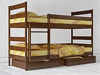Кровать двухъярусная Ясная