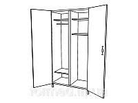 Шкаф медицинский для хранения инструментария ШМ-К-06 Medin (Медин)