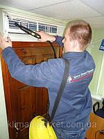 Професиональое техническое обслуживание и чистка кондиционера