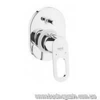 Смеситель для ванны скрытого монтажа Grohe BauLoop 29041000