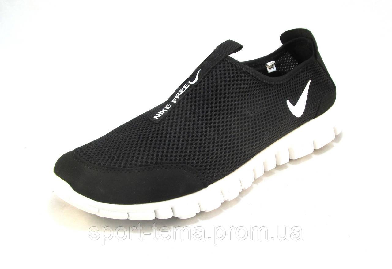 b020b2fb450 Кроссовки Мужские Nike Free Run 3.0 Сетка