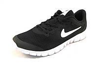 Кроссовки мужские  Nike Free Run 3.0 сетка,черные (найк фри ран)(р.41,42,43,44,45)