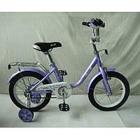 Велосипед двухколесный, PROFI, 14 дюймов, прист.колеса