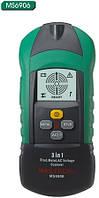 MS6908 Mastech Строительный детектор (бесконтактное определение напряжения, балки, метал, тестер розеток)