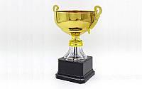 Кубок спортивный с ручками AIM CRYSTAL