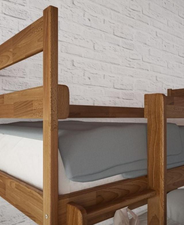 Кровать двухъярусная Ясная (180х180 см.) фото