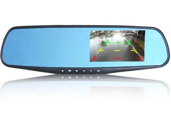 Зеркало заднего вида с видеорегистратором DVR 138
