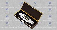 Складной нож подарочный (эксклюзив) 450 NGF (BOX) рог буйвола box (складной) MHR /07-9