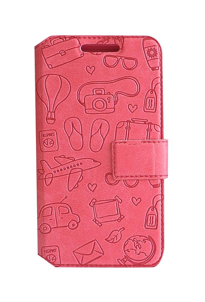 Откидной чехол Florence Travel для HTC Desire 326G книжка вбок, чехол подставка, обложка - A99.com.ua в Киеве