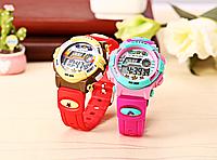 Детские электронные часы OHSEN 1603 в подарочной коробке!!!