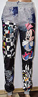 Спортивные штаны  женские 012В