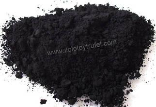 """Сухой пищевой краситель """"Черный 15 г."""" (Black powder)"""