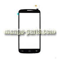 Тачскрин/Сенсор Alcatel 7040D/7041D One Touch POP C7 черный