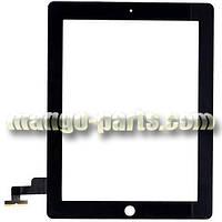 Тачскрин/Сенсор  iPad 2 черный high copy (уценка)
