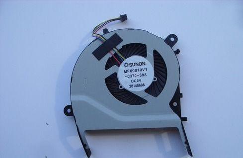 Вентилятор Asus A455LD A455L K455 X455LD X455CC Y483L Y483 W419LD A555L K555 X555LA Original 4 pin