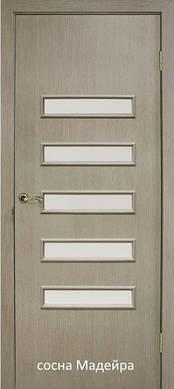Двери межкомнатные МДФ Аккорд 3 пленка экошпон