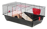 Клетка для кролика, морской свинки- полный комплект SUPER RABBIT 60 58-38-31 см
