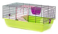 Клетка для кролика, морской свинки- полный комплект SUPER RABBIT 70 70-40-33 см