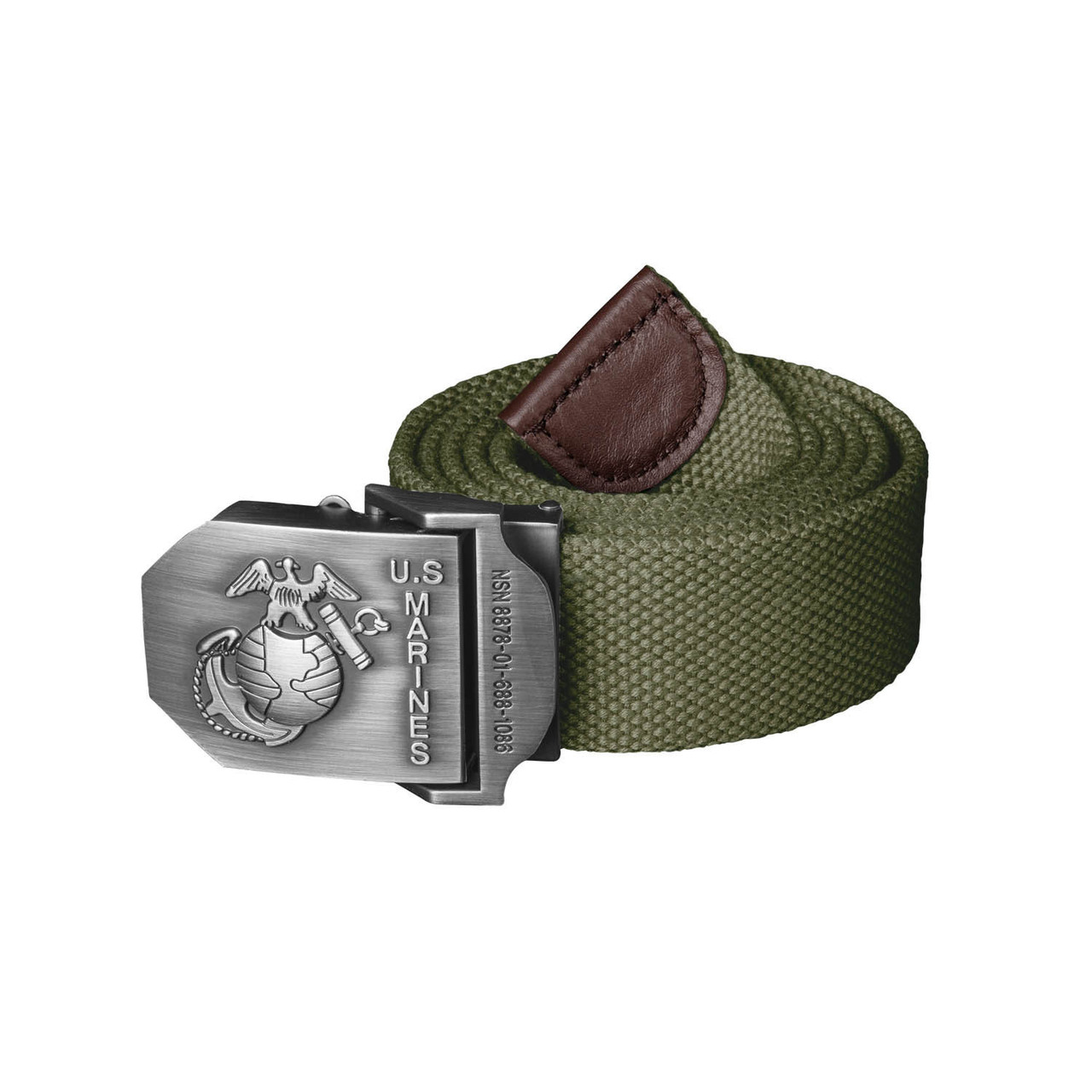 Ремень Helikon-Tex® USMC Belt - Олива