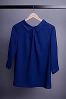 Женская блуза больших размеров Кортни синий
