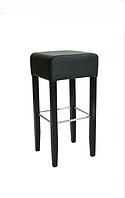 """Барный стул """"Омега1"""" из дерева и еко-кожи"""