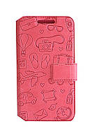 Чехол-книжка Florence Travel для Lenovo IdeaPhone A820 книжка вбок, чехол подставка, обложка