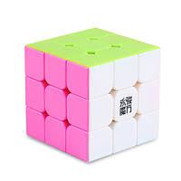Кубик Рубика 3х3 MoYu YJ YuLong Розовый
