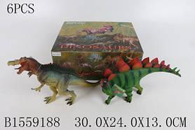 Динозавры 2 вида