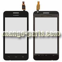 Тачскрин/Сенсор Huawei  Y330-U11 Ascend Dual Sim черный high copy