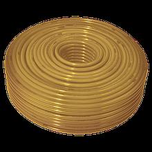 Труба для теплого пола Fado PEX-A золотистая, 16х2.0 с кислородным барьером