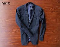 Красивый мужской пиджак Next (52/L)
