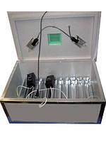 Бытовой инкубатор для яиц Наседка ИБА - 70 с автоматическим переворотом