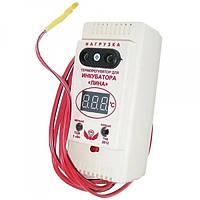 Терморегулятор цифровой для инкубатора ЛИНА 1000 Вт + влагомер