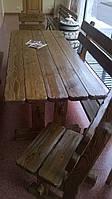 Деревянные столы под старину