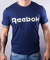 Мужская футболка REEBOK 100 % хлопок