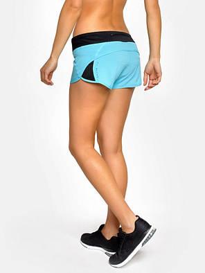 Спортивні шорти Peresvit Air Motion women's Shorts Aqua, фото 2