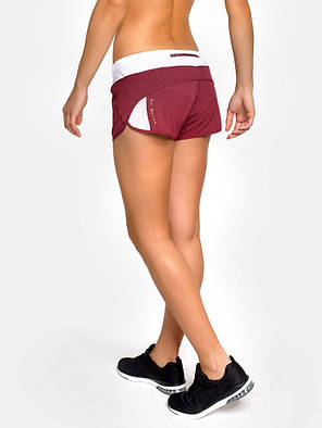 Спортивные шорты Peresvit Air Motion Women's Shorts Bordo, фото 2