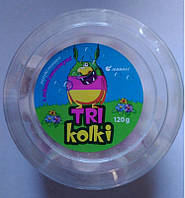 Драже сахарное (пастилки) TRIkolki 120гр Польша