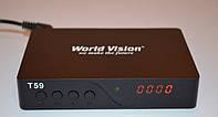 Тюнер цифровой T2 Worid Vision T59