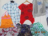 Летняя детская одежда секонд хенд 3-14лет