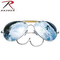 Очки солнцезащитные Air Force   зеркальные ROTHCO США