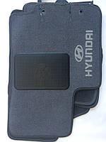 Ворсовые коврики Hyundai Elantra(HD) 2006 -2010
