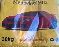 Пакет майка Мерседес 30*50 см, 2500 шт./мешок