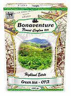 Чай Bonaventure зеленый крупнолистовой OPA 100 г.