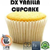 Ароматизатор TPA DX Vanilla Cupcake (DX Ванильный капкейк)
