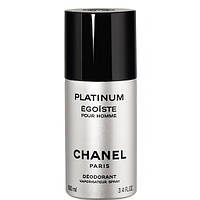 Дезодорант Chanel Egoiste Platinum 100 ml